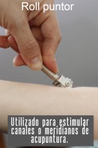 su tratamiento se basa en la estimulación de ciertos puntos del cuerpo
